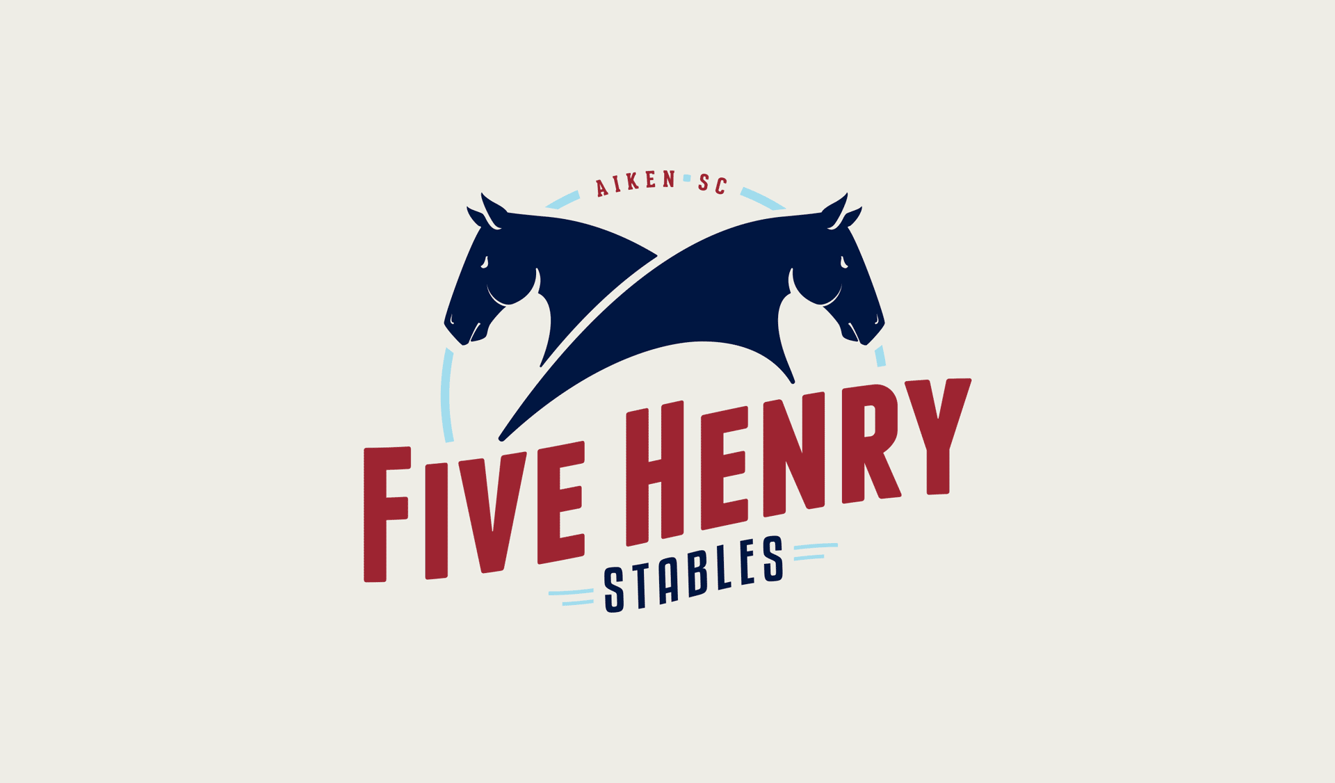 Five Henry Stables Logo