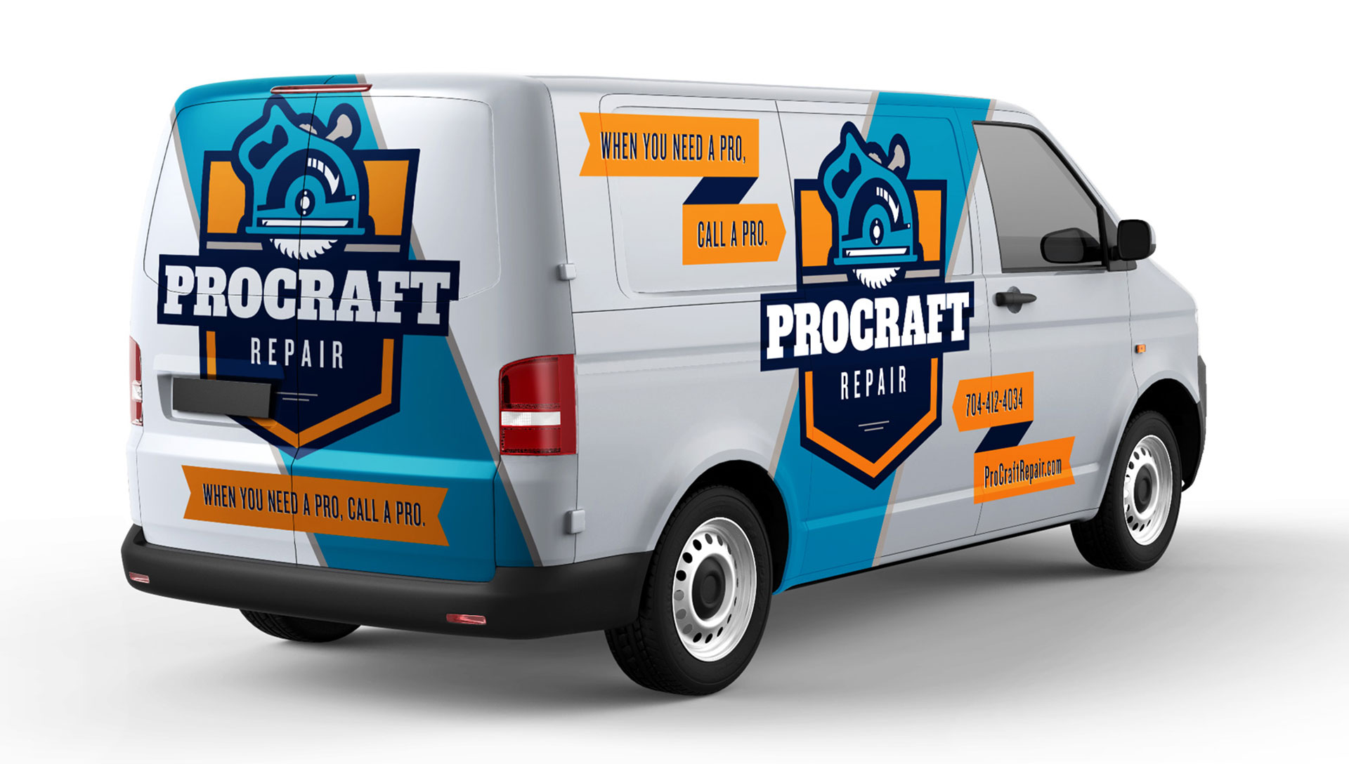 ProCraft Repair Van